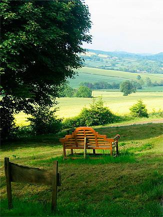 rememberance-bench